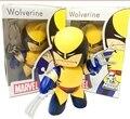 Shippig libre Nueva Versión Q x-men Wolverine PVC Muñeca Figura Juguetes de Regalo Para Niños de Colección de Juguetes 15 cm
