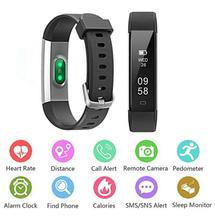Bluetooth Smart Watch Sport Bracelet Phone Mate for Android IOS iPhone Samsung
