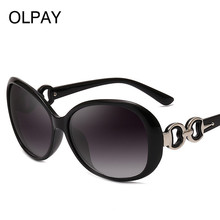 2019 Vintage Women Sunglasses Brand Designer Luxury Sun Glasses Big Full Frame Double Ring Decorative UV400 Eyewea
