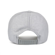 Small Embroidered Flower Snapback Cap