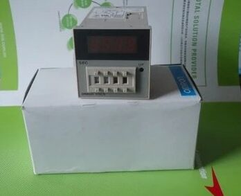 New and original  Digital Timer H5CN-XCN-Z Time Relay well tested working  free shipping time relay h5cn xbn z