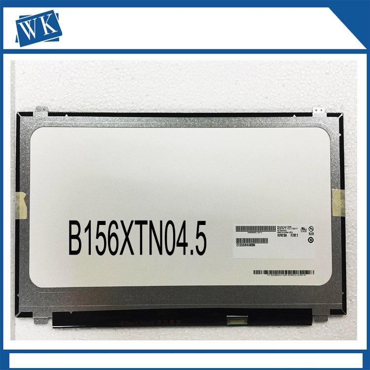 Free shipping NT156WHM-N12 LP156WH3-TPS1 LP156WHU-TPA1 N156BGE-EA1 EB1 B156XW04 V.8 V.7 B156XTN03.1 30pin Display Laptop Screen