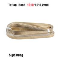 1010*15*0.2mm continous Band sealer teflon belt,P.T.F.E Resin products,seamless ring tape FRD 1000 band sealer parts 50pcs/bag