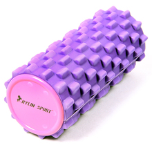 high quality foam roller yoga block pilates relax column 5colors gym fitness sporting equipment for wholesale