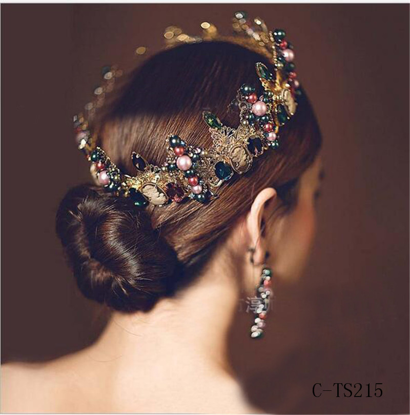 2016 hot royal bridal hats wedding accessories crystal for Where to buy wedding accessories