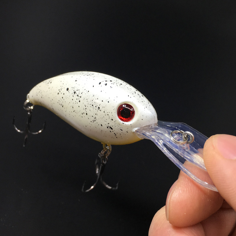 1Pcs 10cm/14g  hard bait fishing Wobbler Artificial Crank Bait Bass trout Lure pike trolling pesca minnow tackle 1