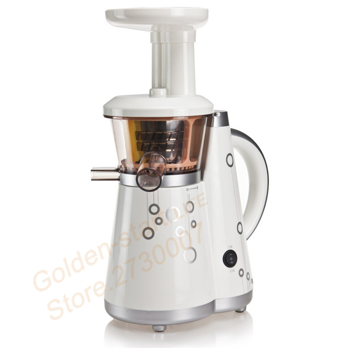 GERMAN Motor Technology 150W Orange Juice Fountain And Slow Juicer Extractor 2 Colors 100 Retain The