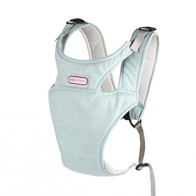 Safety Ergonomic Baby Carrier Sling Kangaroo Infant All Seasons Use