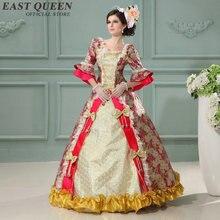 Винтажные платья 50 s 60 s рукав бабочки 18 век платье marie antoinette платье бальное платье Театральный Костюм KK1213