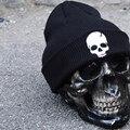 LNRRABC Skull Head Punk Knitted Caps Hats For Women Men Hats & Caps Hip Hop Winter Casual Warm Outdoor Ski <font><b>Skullies</b></font> <font><b>Beanies</b></font>