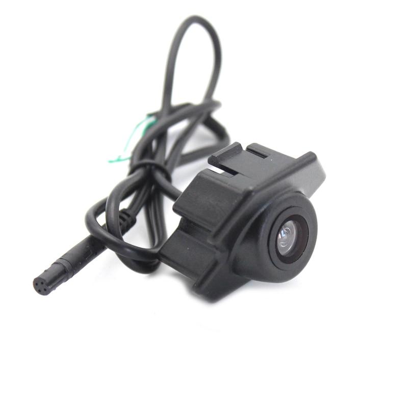 cheapest AUTONET HD Night Vision Backup Rear View camera For Hyundai Santa fe 2006 2012 CCD license plate Camera or Bracket