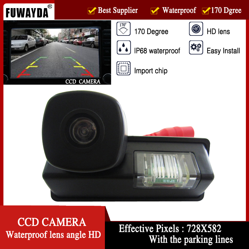 cámara del coche de próstata