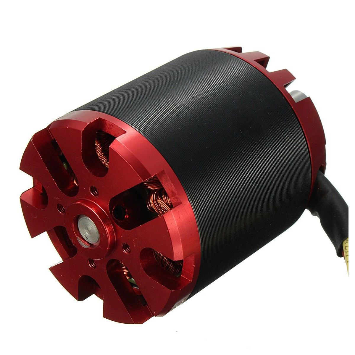 Nuevo sin escobillas Outrunner Motor N5065 320KV para bricolaje eléctrico Skate Kit