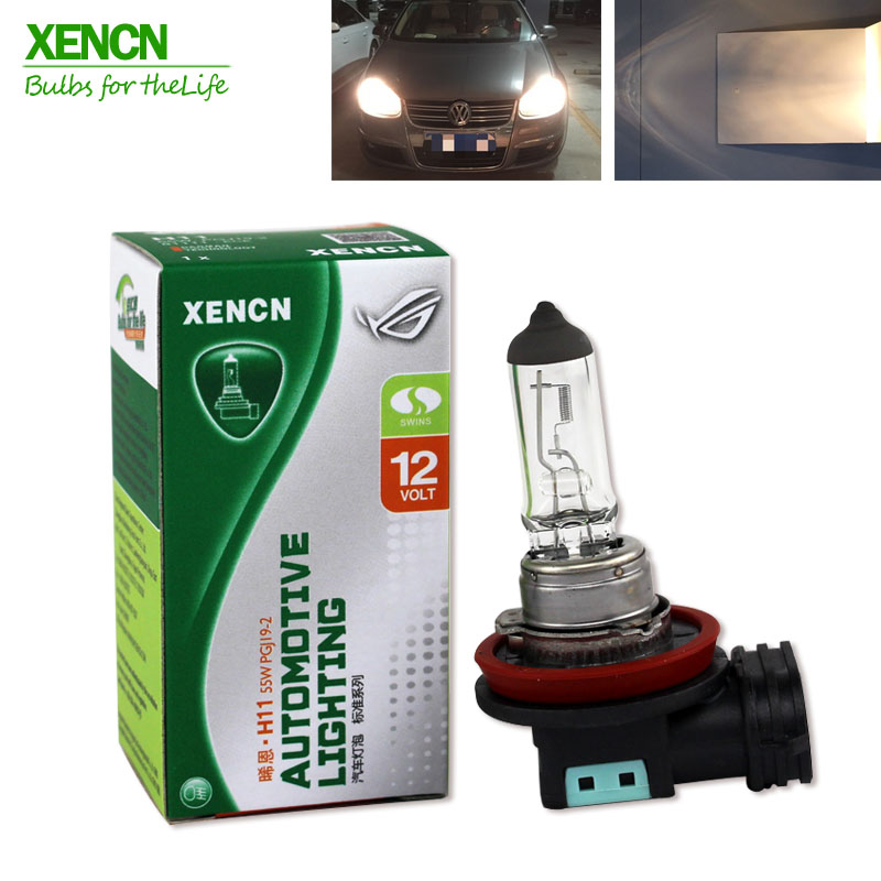 XENCN H11 12V 70W 3200K Clear Series Off Road Original Car Headlight OEM Quality Halogen Bulb Auto Fog Lamps More Bright xencn h7 px26d 12v 100w 3200k clear series off road standard car headlight halogen bulb uv quartz brand auto lamp for mazda cx 5