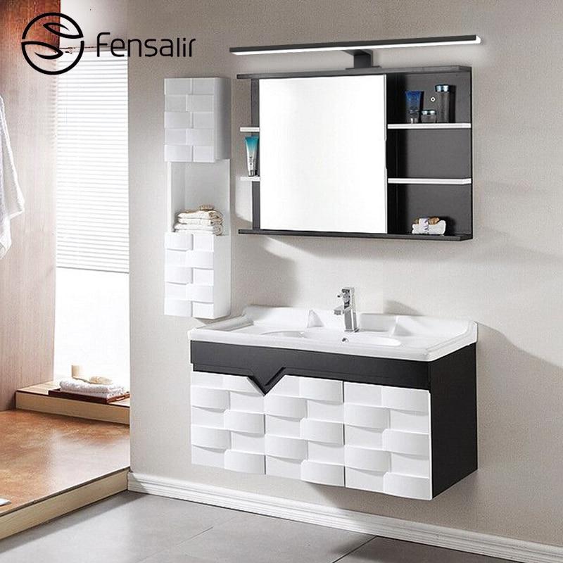 Fensalir 0 6 0 8m Long Wall Lamp Bathroom 8w 11w 13w Led Front Mirror Lights Modern Wall Mounted Bathroom Wall Light Ml002 600a