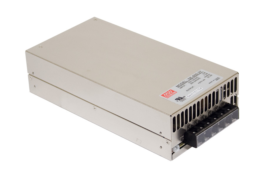 MEAN WELL original SE-600-12 12V 50A meanwell SE-600 12V 600W Single Output Power Supply