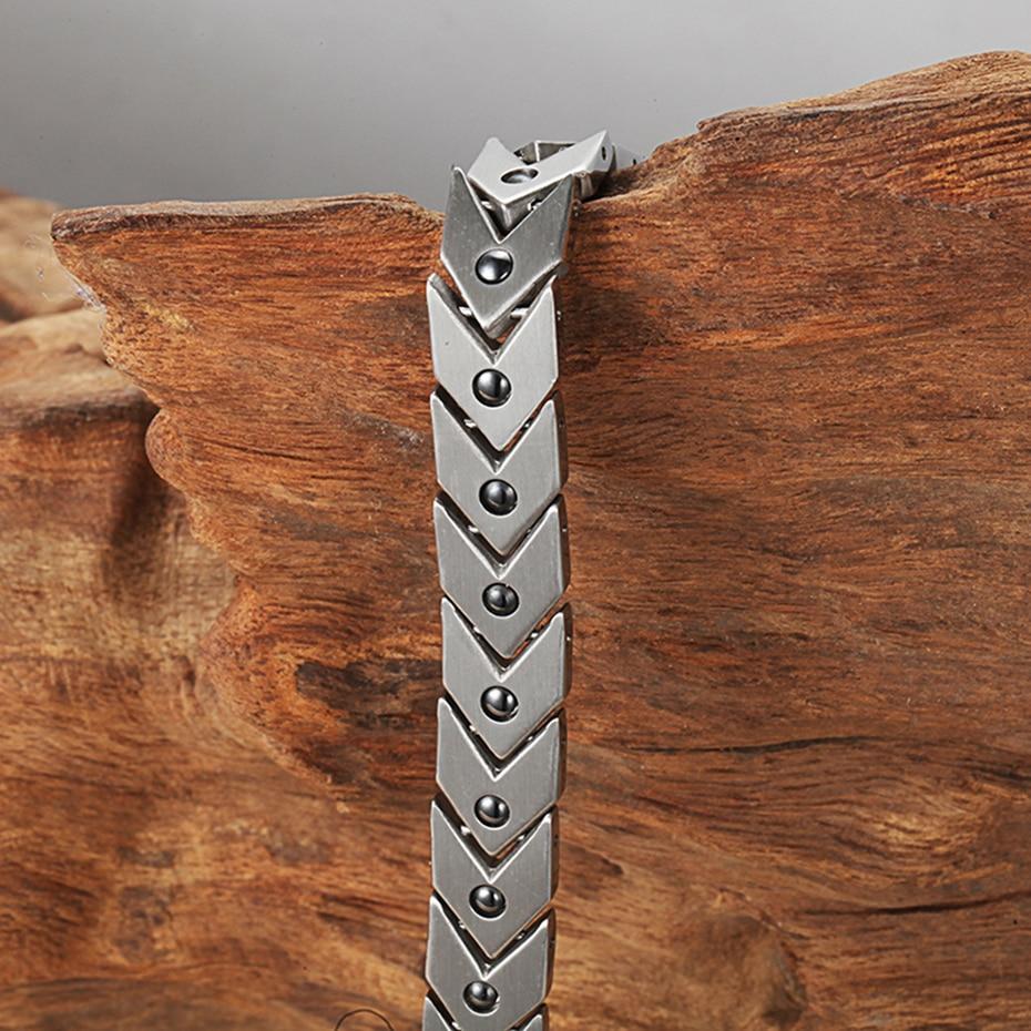 Women's Charm Magnetic Bracelet  (12)