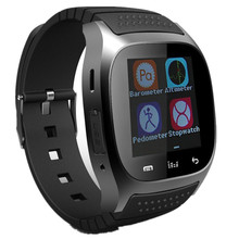 Original Smartwatch M26 Bluetooth Smart Watch Alitmeter Sport Fitness For IPhone 6 And Android Advice SMS Remind MTK Pedometer