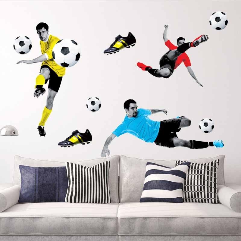 Soccer Wall Decor online get cheap wall decor football -aliexpress | alibaba group