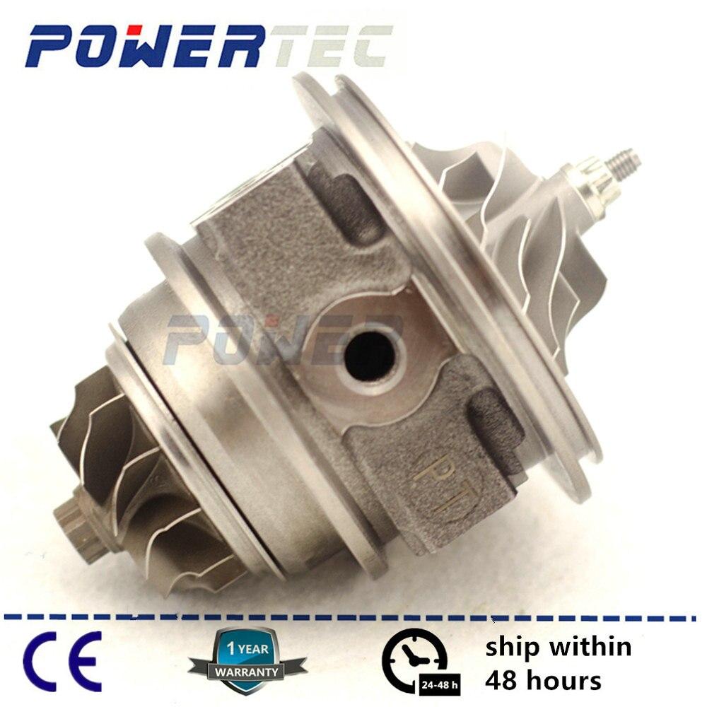TF035 turbocharger core for Hyundai H-1 / Starex 2.5 TD D4BH 73Kw 2000- turbo cartridge CHRA 49135-04302 49135-04300  цены