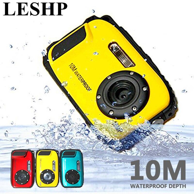 Caméra numérique HD Portable précise DV caméra étanche Stable 2.7