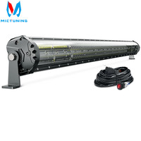 Latest 42 Inch 4 Row LED Light Bar Magical M2 Aerodynamic Off Road Driving Work Light for Jeep ATV Truck Boat