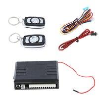 Universal Car Door Lock Locking Keyless Entry System Control Central Kit Car Vehicle Auto Burglar Alarm Protection System