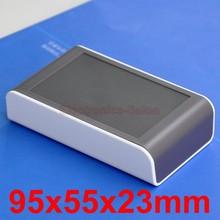 Настольных Приборов Проекта Корпус Box Дело, белый-Коричневый, 95x55x23 мм.
