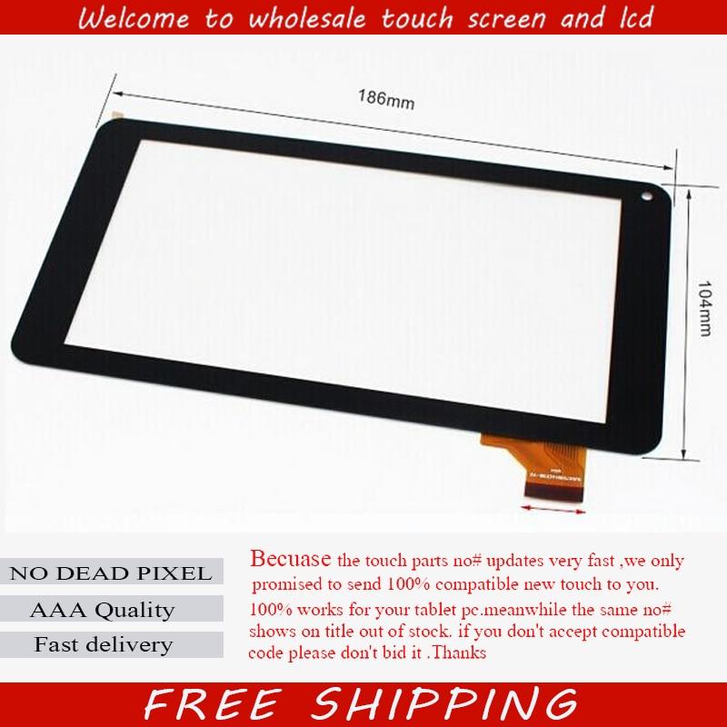 Free shipping to send 7 inch CHUWI Chi V17HD touch screen V17PRO touch screen F1B001B, DX0067-070A FPC