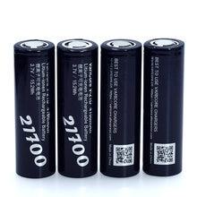 VariCore – batterie Li-ion 21700, 3.7V, 4100mA, décharge 35a, pour cigarette électronique, outil électronique