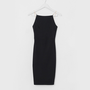 Women Sleeveless Knee-Length Party Dress 2
