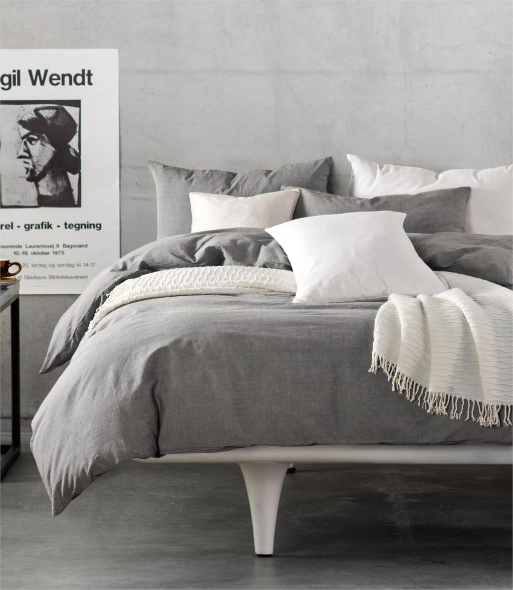 popular buy duvetsbuy cheap buy duvets lots from china buy duvets  - bedding set pcs hotel washed cotton solid gray color duvet cover setfitted sheet