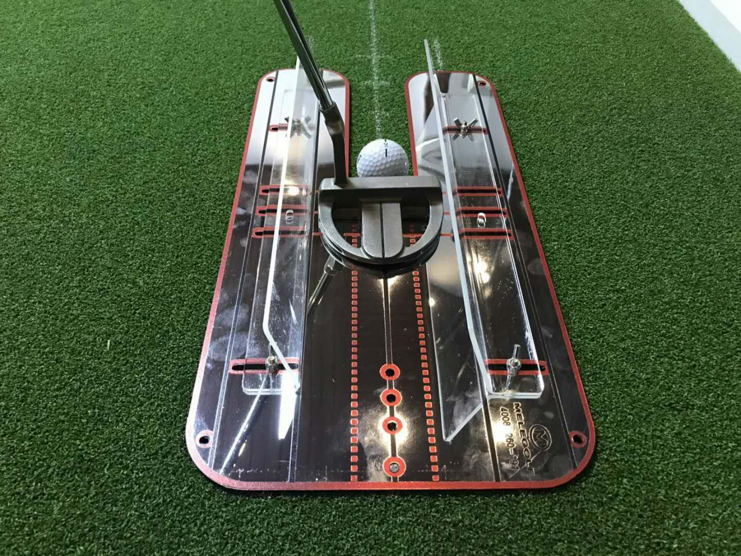 Golf Putting Mirror Alignment Training Aid Swing Trainer Eye Line Golf Practice Putting Mirror free shipping golf putting mat mini golf putting trainer with automatic ball return indoor artificial grass carpet