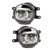 H11 Car Driving Front LED Fog Light For Toyota Camry SE XSE 2018 For Corolla 2017 Automobiles Light Assembly