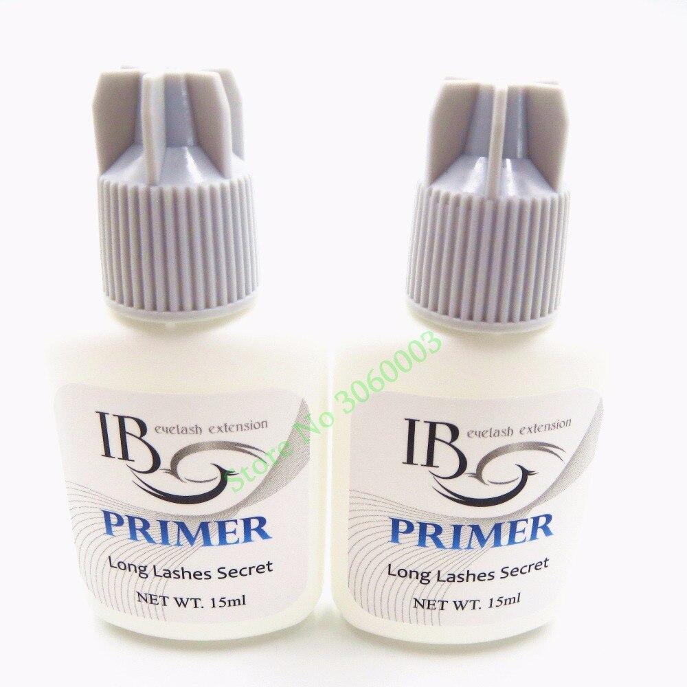 2pcs/lot Korea i beauty Glue Primer Eyelash Extension Glue Primer for Protecing False Eyelash Extension Make Up Tools