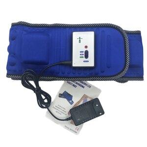 Cinturón adelgazante, VIBRADOR ELÉCTRICO para Fitness, máquina de masaje para perder peso, Artifa, estimulador muscular de grasa, para cadera