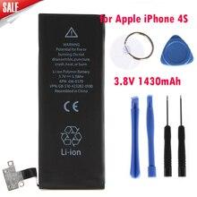 Batterij batterie литий-полимерный bateria подлинная аккумулятор мач apple замена инструменты iphone