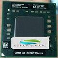 AMD A6-3430MX A6 3430mx AM3430HLX43GX cpu APU with Radeon HD 6520G Graphics Quad-Core processor A6-Series