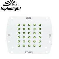 Free Shipping 100W Cree XP E Cold White 10000K Led Emitter Lamp Light 6000LM 30 35V