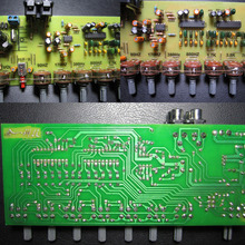 BWQ A fever mixing board la3607 seven(Рожденный в сбалансированном звуковом украшении для альт