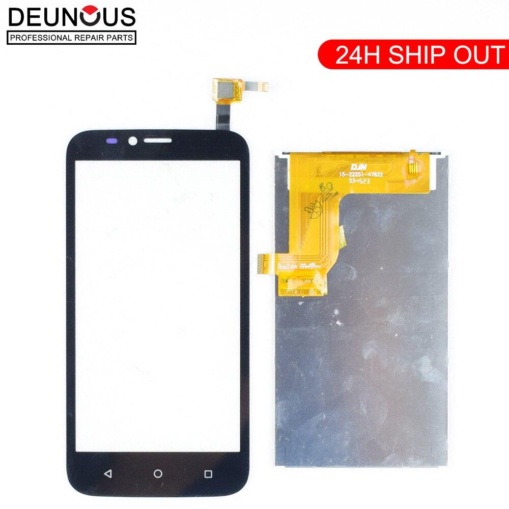 New 5.0 ''Para O transporte Huawei Ascend Y625 Lcd Screen Display + Touch Screen painel de Digitador Sensor
