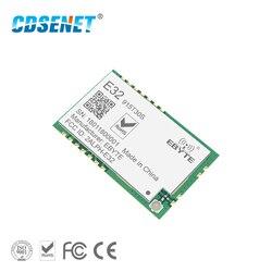 Lora sx1278 915 mhz 1 w smd transceptor sem fio E32-915T30S 915 mhz módulo transmissor de longa distância sx1276 para antena ipex