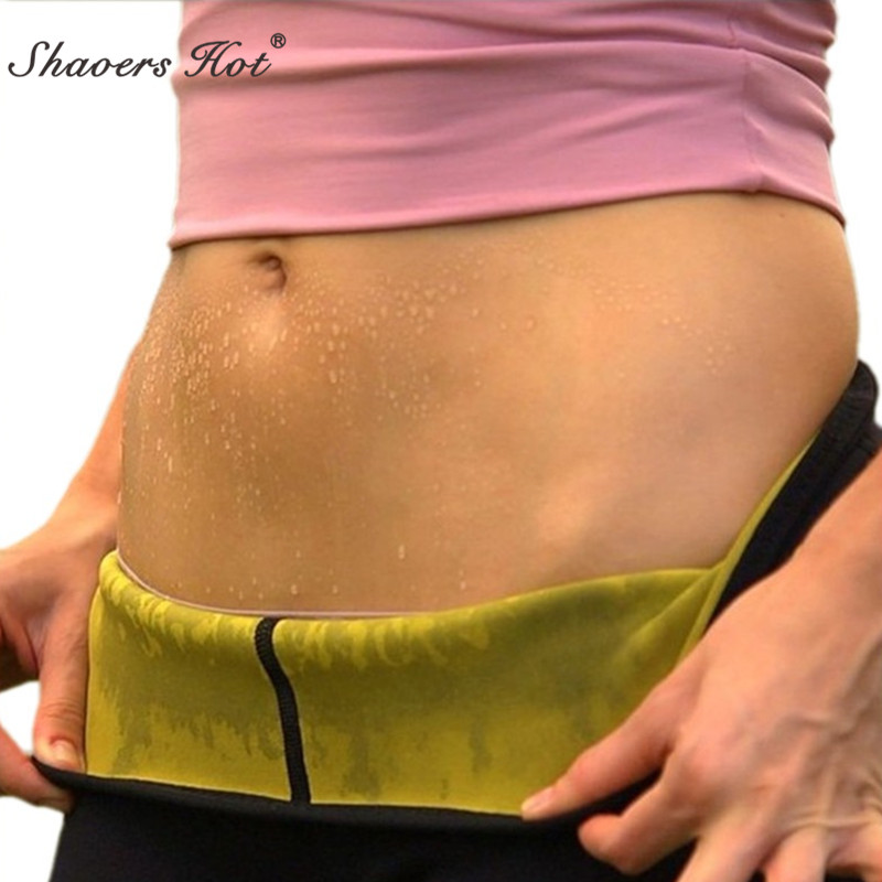 2017 NEW Hot Selling shapers neoprene slimming shaping self-heating Girls slimming running pants body shaper