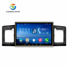 "ChoGath 10.2"" 1.6GHz Quad Core RAM 1GB Android 6.1 Car Radio GPS Navigation Player for Toyota Corolla EX with maps"