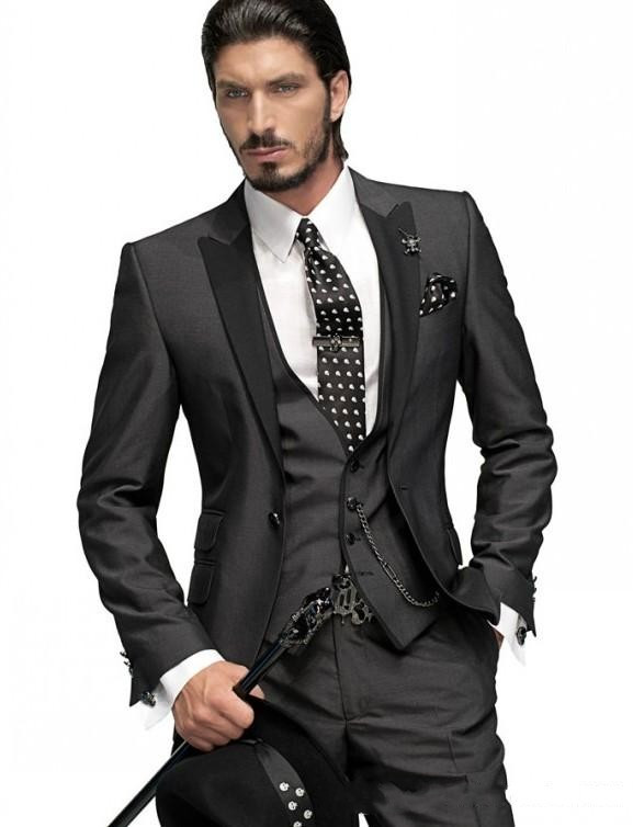 Online Get Cheap Mens Fitted Suits Sale -Aliexpress.com | Alibaba ...