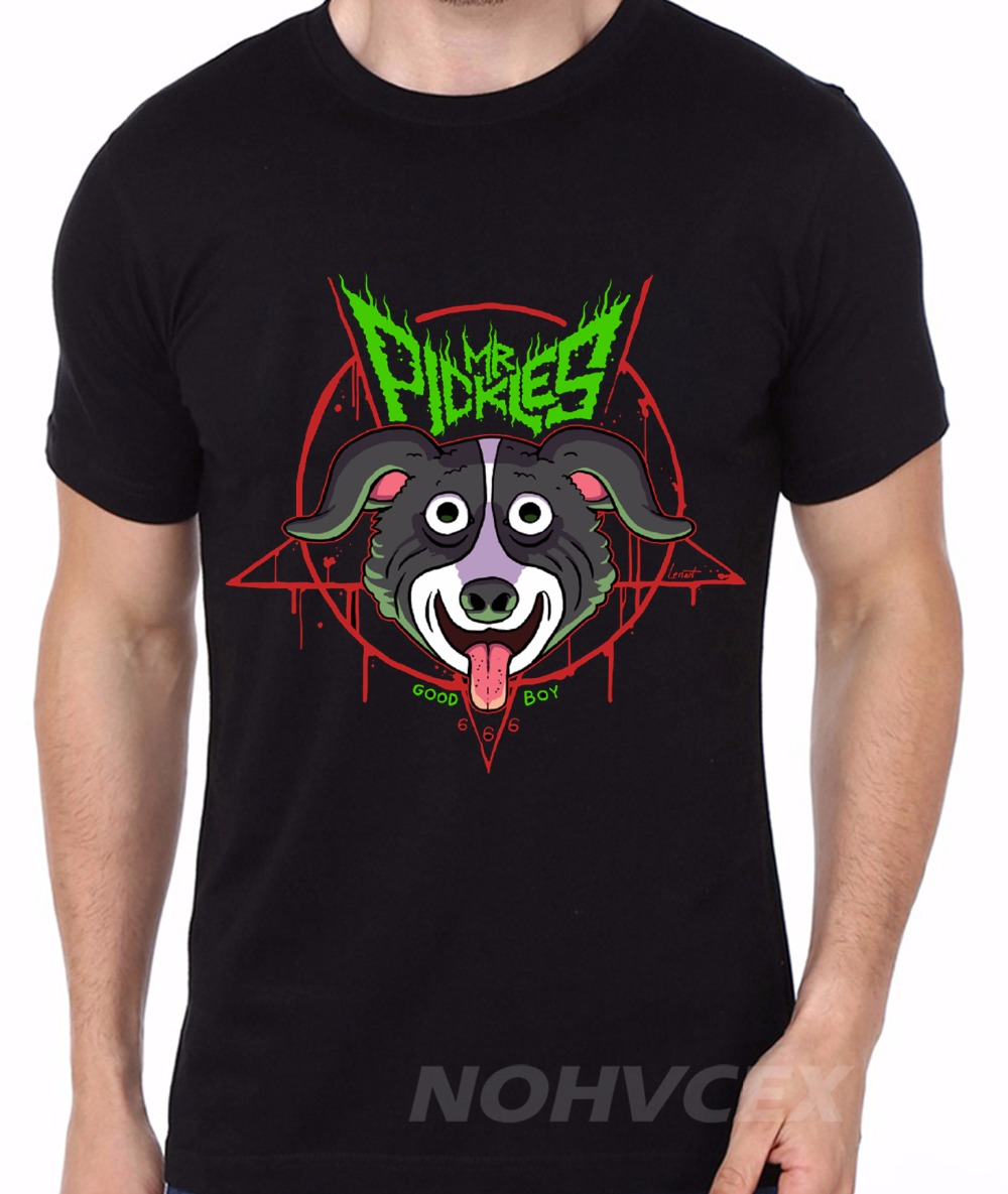 Mr. Pickles  Fashion T shirt Short sleeve O Neck Mr Pickles-in T-Shirts from Men's Clothing on AliExpress - 11.11_Double 11_Singles' Day 1