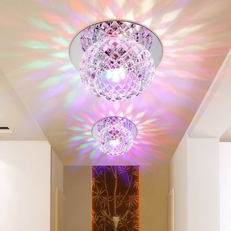 HTB1sVNjXJjvK1RjSspiq6AEqXXay Living Room Lighting | Lamps Plus Chandeliers | ANTINIYA Modern chandelier ceiling lamp Crystal Lighting Ceiling Chandeliers Creative LED Ceiling Recessed Lamp for Hotel home Input 85-220V
