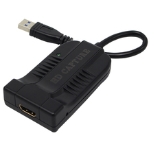 Hdmi to USB 3.0 Capture Video signalcompatible with Windows, Linux, Mac OS X and interface