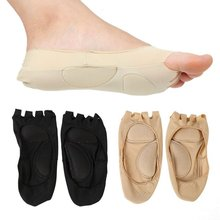 New Health Foot Care Massage Toe Socks Five Fingers Compression Arch Su