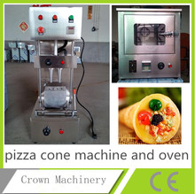 Free Shipping 2 pcs stainless steel pizza machine + pizza oven